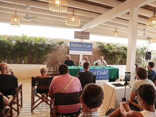 incontro con l'autore Arrigo Sacchi al Fantini Club - 011