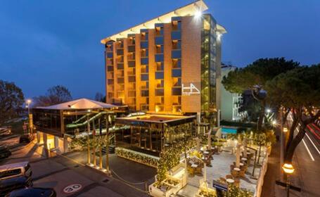 Impianto<br> Hotel Ambasciatori