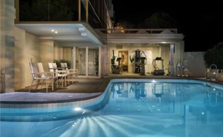 Impianto per piscina<br> Hotel Ambasciatori