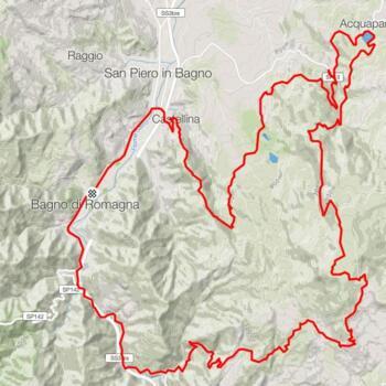<b>Anello del Monte Conero</b><br><br><b>Difficoltà</b>: Medio - Difficile <br><br> <b>Tipo</b>: MTB <br><br> <b>Dislivello</b>: 1200 m <br><br> <b>Lunghezza</b>: 36 km <br><br> <b>Tempo stimato</b>: 3.15 h