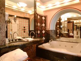 Bagno Suite con idromassaggio doppio