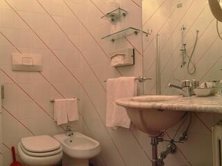 Bagno privato camera standard