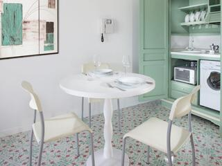 Studio-Apartment mit Meerblick