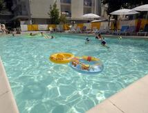 Juli 2021 Angebot Promotion All inclusive am Meer, Familienhotel in Rimini