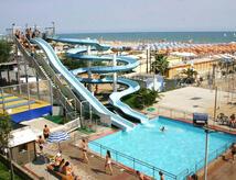 Offre juillet tout compris en mer, Hôtel de famille à Rimini