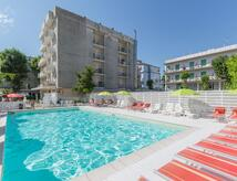 All Inclusive June in Rimini Family Hotel with Swimming Pool