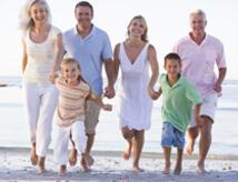 Pacchetti famiglia per giugno a prezzi speciali in pensione completa + servizio spiaggia