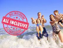 OFFER ALL INCLUSIVE AUGUST 2018 IN RICCIONE IN HOTEL 3 STARS WITH CHILDREN FREE