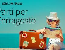 ANGEBOT IN AUGUST 2018 IN RICCIONE HOTEL 3 STERNE MIT PARKING