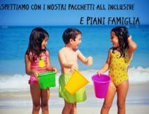 LUGLIO A RICCIONE IN HOTEL 3 STELLE CON PIANI FAMIGLIA E PARCHEGGIO GRATIS
