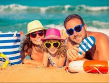 Offerta Luglio Relax a rimini hotel economico per famiglie bambini gratis