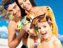 Offerta Luglio a rimini hotel 2 stelle economico per famiglie bimbi gratis pensione completa