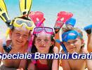 Offerta fine Giugno, Speciale Famiglie Hotel con servizio Spiaggia Animazione e MiniClub