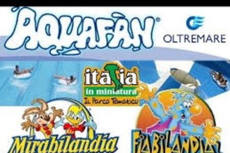 Offer April 25 All Inclusive Hotel Rimini: Children + Free Parks