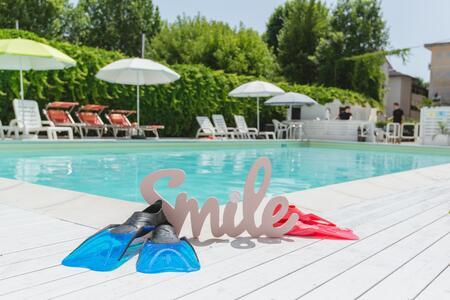 Offre de la semaine de juin à Rimini, enfants et parc aquatique gratuits!