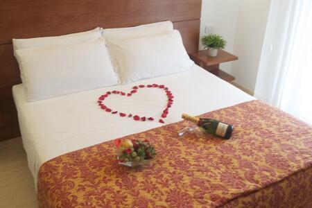 Offre pour les couples Hôtel à Rimini Coccole & Relax ... Laissez-vous tenter
