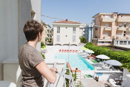 Offrez le mois de juillet à la mer tout compris, découvrez le complexe hôtelier avec piscine et parking !!