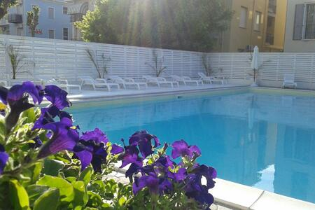 Hotel Rimini Offer Over 65, July in relax