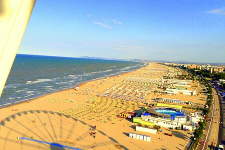 Angebot 1. Mai All Inclusive Hotel Rimini mit kostenlosen Kindern
