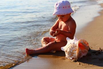 Vacanza a Rimini in Residence con bambini piccoli
