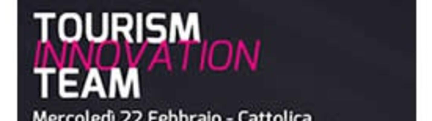 Cattolica Tourism Innovation Team - 22 Febbraio