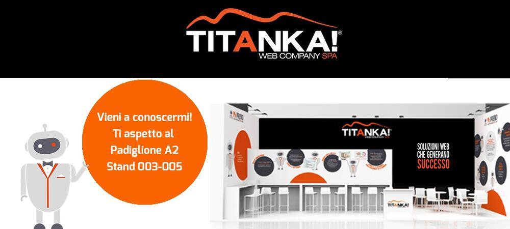 TITANKA! e Mr PRENO ti aspettano al TTG Travel Experience 2019