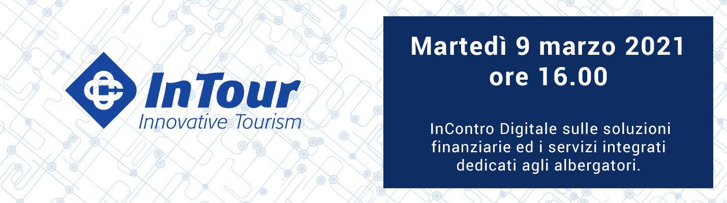 Proseguono gli appuntamenti InTour in versione webinar, partecipa a quello del 9 marzo!