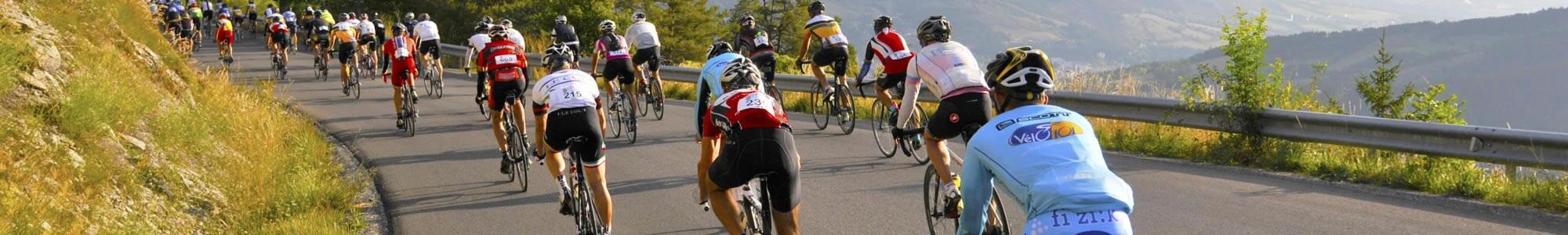 Offerta Nove Colli di Cesenatico 2019 in hotel con servizi per ciclisti