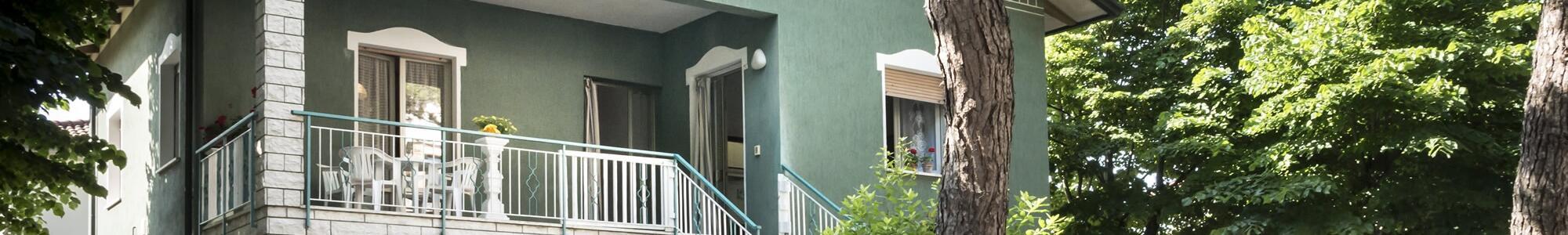 Offerta vacanze 2020 in appartamento a Cervia con veranda e posto auto