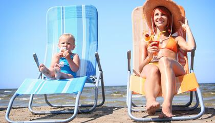 Offer first week of June children free beach included Mirabilandia park included