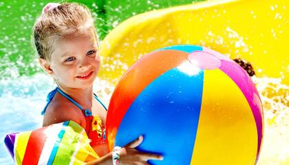 Special last week of June in a family hotel in Rimini and free park
