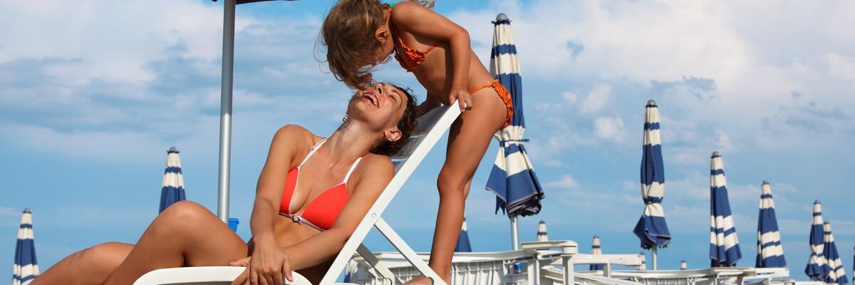 Prima settimana di agosto a Rimini parco acquatico gratis