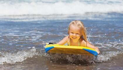 Mid-September holidays offer up to 2 children free
