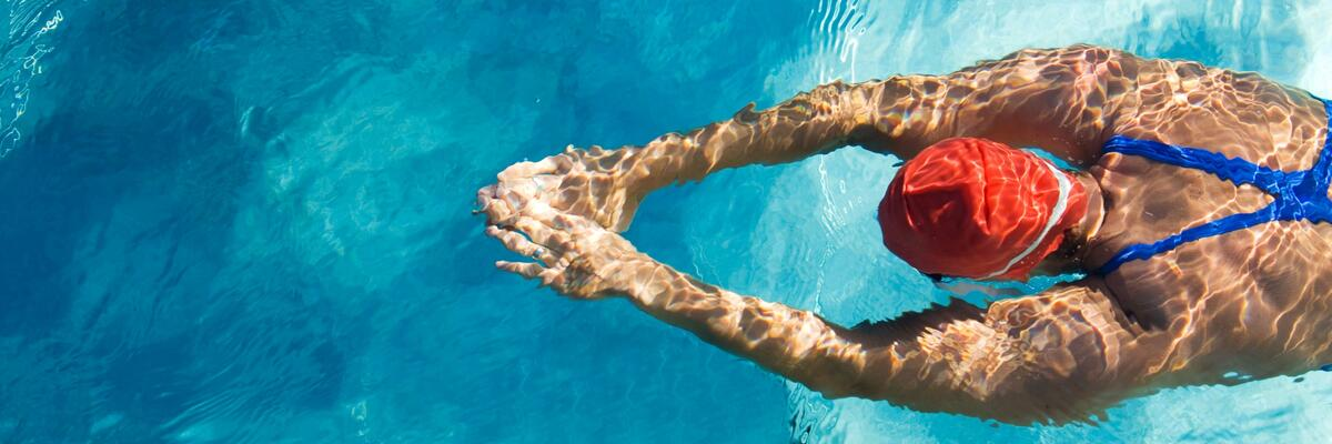 Half-board swimming offers