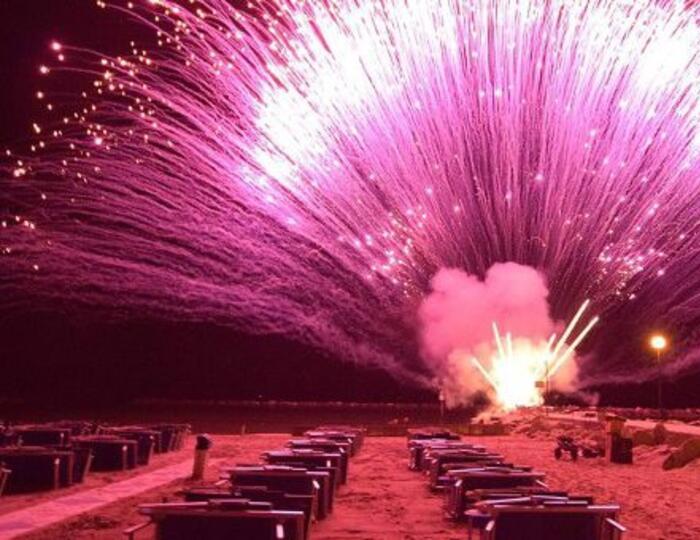 Offer Pink Night Rimini All Inclusive Hotel Three Stars