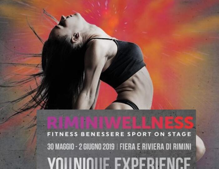 Fitness e Wellness Rimini 2019