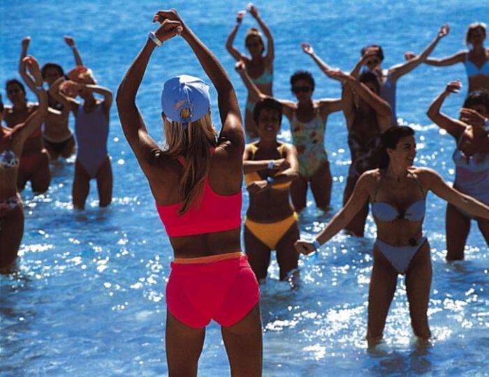 Angebot für die erste Woche im August In einem Hotel in Rimini stark rabattiert