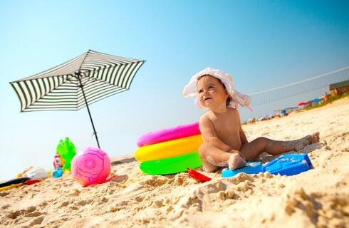 First 10 days of August in Rimini with child free