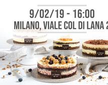 MILANO viale Col di Lana - Inauguración Pastelería