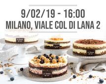 MILANO viale Col di Lana - Inaugurazione pasticceria