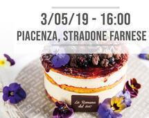 PIACENZA Stradone Farnese - Inauguración Pastelería