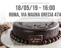 ROMA via Magna Grecia - Inauguración Pastelería
