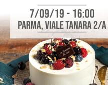 PARMA viale Tanara - Inauguración Pastelería