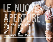 Le gelaterie del 2020