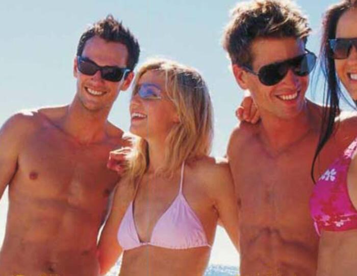 Vacanza a fine Agosto in Hotel Trinidad a Rimini.Pensione Completa a 43Euro. Bimbi GRATIS  ai 3 anni
