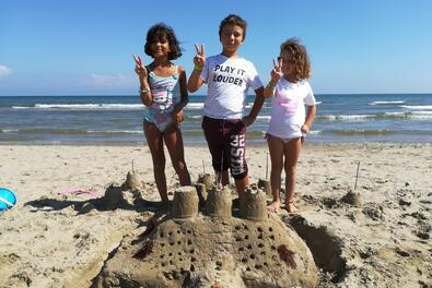 END OF MAY TO THE SEA IN RICCIONE IN HOTEL 3 STARS WITH CHILDREN FREE