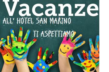 OFFERTA LUGLIO 2019 HOTEL 3 STELLE PER FAMIGLIE A RICCIONE CON PARCO ACQUATICO GRATIS