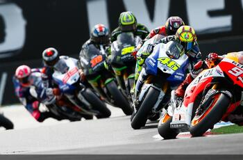 MotoGP Misano World Circuit 2018 Hotel Riccione with parking for motorcycles