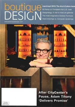 Boutique design - March/April 2010