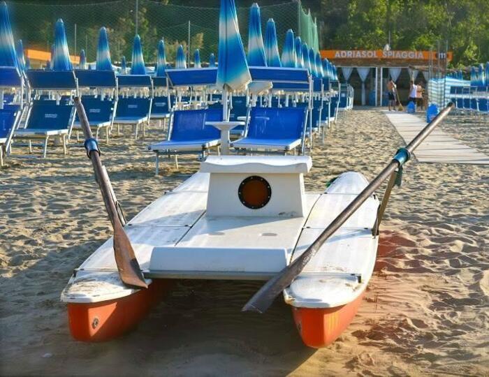 Maggio al mare a Pinarella! OFFERTE dell'ultimo minuto!